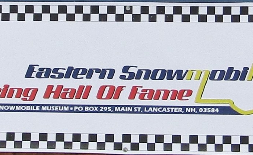 The Inaugural Eastern Snowmobile Racing Hall of Fame
