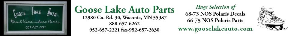 Goose Lake Auto Parts